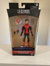 Marvel Legends SpiderMan Marvel Studios Exclusive Upgraded Suit IN-HAND!