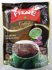 Fitne Premium Series Diet Coffee Instant 0 Calorie with Fiber 16g. X 10 Sachets