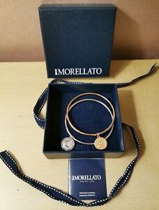 Coppia Bracciali Donna MORELLATO color oro e argento