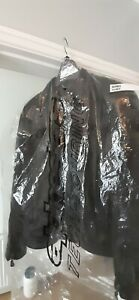 ALPINESTARS BLACK SHADOW HUNTSMAN JACKET 46 UK