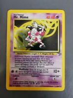 Mr Mime 6/64 Holo Vintage Pokemon TCG Jungle WOTC