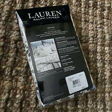 $85 Lauren Ralph Lauren Devon king pillowcases Nwtgs