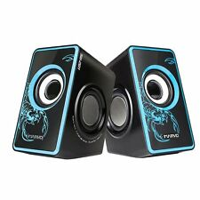 Computer Speaker,Marvo SG-201 USB Powered Speakers System with Subwoofer for PC