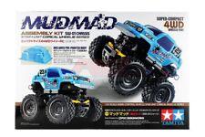 Tamiya 57412 1/24 RC 4WD Wheelie SW01 Chassis MudMad Mini Monster Truck Kit