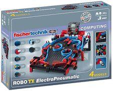 **NEU** fischertechnik 516186 ROBO TX Electro Pneumatic **OVP**