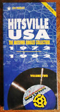 Hitsville USA • The Motown Singles Collection Volume Two 1972-1992 4 × CD 1993