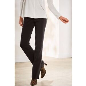 Soft Surrounding Black Super Sleek Bootcut Pant Size Mwsium, NWT