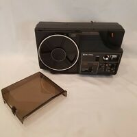 Bell & Howell MX60 Lumina Projector for Super 8 or 8MM Regular as is PLEASE READ