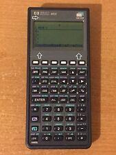 HP 48GX CALCULATOR w/ 128K RAM