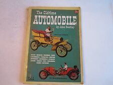 """1951 """"THE OLD-TIME AUTOMOBILE"""" BOOKLET VOL. 1 - BY JOHN BENTLEY- TUB BN-12"""
