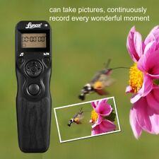 Timer Remote Shutter Release Trigger for Nikon D90 D5000 D5200 D7100 D4 WW