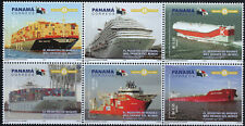 2019 PANAMA STAMPS VESSEL TANKER MARITIME SHIP GUINNES WORLD RECORD HOLDER MNH