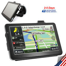 """7"""" Automobile GPS Navigator Sat Nav Navigation System For Car Functional US SHIP"""