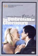 The Umbrellas Of Cherbourg (1964) Catherine Deneuve, Nino Castelnuovo DVD *NEW