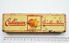 CULLINAN Brevillier Urban Pencils Tin Box metal case pen holder
