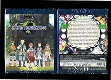 Log Horizon: Collection 2 (Brand New 2-Disc Blu-ray Set, 2015)