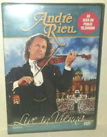 Andre Rieu Live in Vienna DVD NWOT New Denon 2008 PBS Music Concert