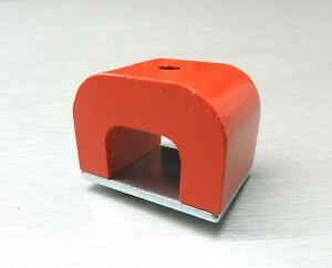 Magnet Alnico Horseshoe Magnets 30lb. Pull Power Alnico General Tool Magnet