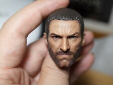 1/6 Scale Wolverine Head Carved Clone Ver. Head Model Logan Flat Head Toy
