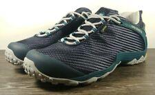 MERRELL Chameleon 7 Storm GORE-TEX Men's Size 12 Hiking J36477 Green/Navy Blue