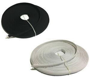 "Cotton Covered Poly Polyester Boning 1/4"" for swimwear nursing cover skirt"