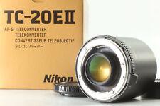 [Mint in Box] Nikon AF-S TELECONVERTER TC-20E II 2x Lens from JAPAN
