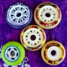 Skate Inline Wheels Speed Skating Mixed Sizes of GYRO and LABEDA - 14 TOTAL