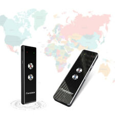 Intelligent Translator 30 Languages Instant Voice Pocket Device Travel Trans