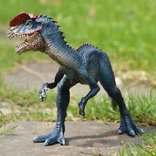 Realistic Jurassic Dilophosaurus Dinosaur Toy Educational Model Party Gift Kids