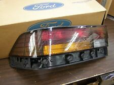 NOS OEM Ford 1989 Probe Tail Light Lamp Assembly w/ Bulbs