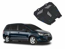 Protection sous moteur ACIER pour Opel Zafira B 2006-2011 + AGARFE
