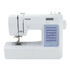 Brother CS5055 Computerized Sewing Machine White