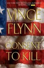Consent to Kill: A Thriller, Vince Flynn, 0743270363, Book, Good
