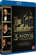 The Godfather Trilogy Blu Ray