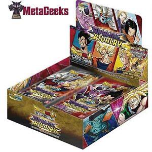 Dragon Ball Super Card Game [DBS-B13] Supreme Rivalry Booster Box (new)