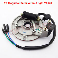 YX 140cc Engine Magneto Stator No Light Fit  PitsterPro Stomp SSRPit Dirt Bike