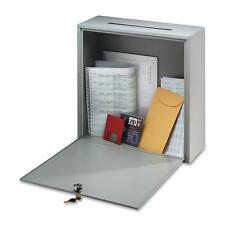 """Buddy Products Interoffice Mailbox SM Drop Slot 10-1/2""""x1/4"""" 12""""x3""""x10"""" PM"""