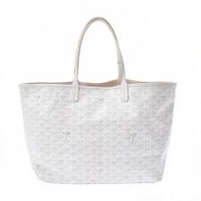 GOYARD Saint Louis PM White bags 800000086010000