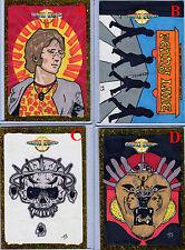 WOODSTOCK GENERATION 2010 BREYGENT U PICK SINGLE SKETCH CARDS JAY SHIMKO NOT SET