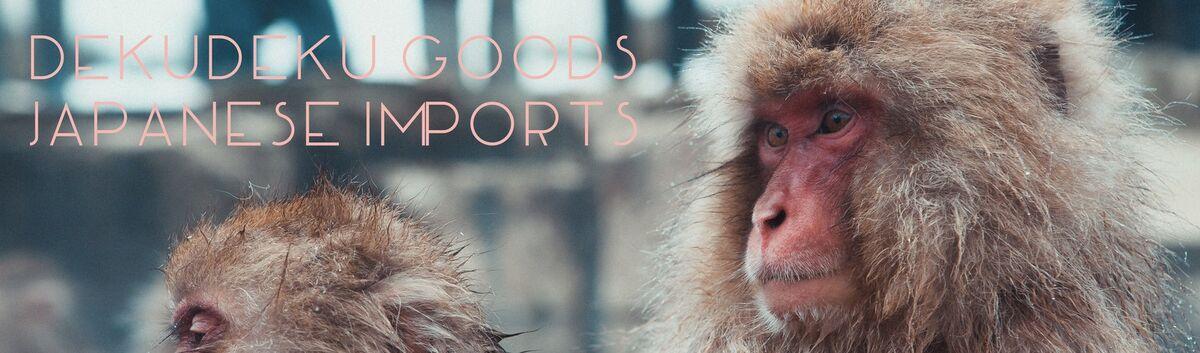 DekuDekuGoods Japanese Imports