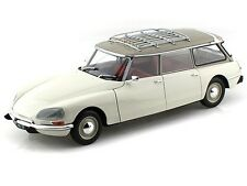 NOREV 1:18 AUTO DIE CAST CITROEN BREAK 21 1970 BEIGE TETTO MARRONCINO   181590