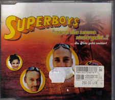 Superboys-Wenn Die Sonne Untergeht cd maxi single eurodance