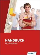 Handbuch für Bürokaufleute von Margit Bentin (2002, Gebundene Ausgabe)