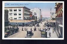 USA Arizona PHOENIX Central Ave 1950s? PPC