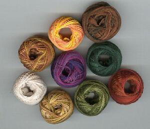 Valdani Threads for Sunflower Fairy by Nora Corbett New