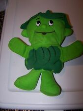Jolly Green Giant Sprout Hand Puppet Advertising Pillsbury Co 92 Special Edition