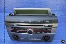 07 08 09 MAZDASPEED3 OEM MULTI FUNCTION AUDIO SYSTEM 2.3L MS3 SPEED3 #6012