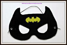 Handmade Kids Mask - Batman - Dress up costume
