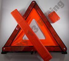 Bike IT Road Lado Kit de emergencia triángulo de señalización alta Vis Chaleco Compacto Touring