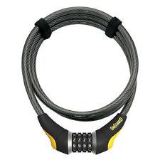 ONGUARD Candado cable ONGUARD AKITA COMBINACION 185 CM x 8 mm